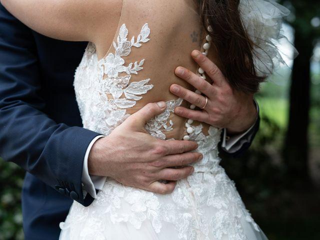 Il matrimonio di Lorenzo e Tiziana a Pombia, Novara 22