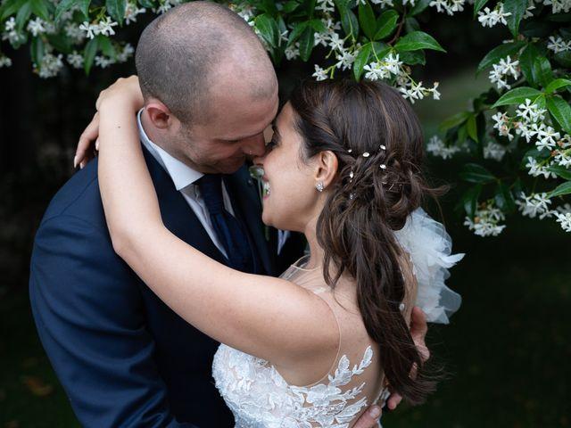 Il matrimonio di Lorenzo e Tiziana a Pombia, Novara 23