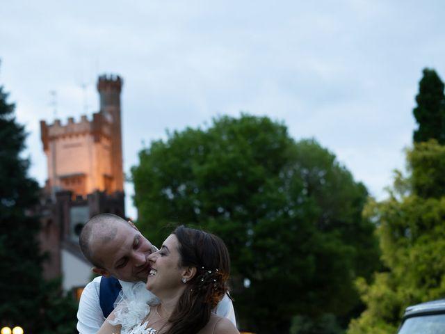 Il matrimonio di Lorenzo e Tiziana a Pombia, Novara 30