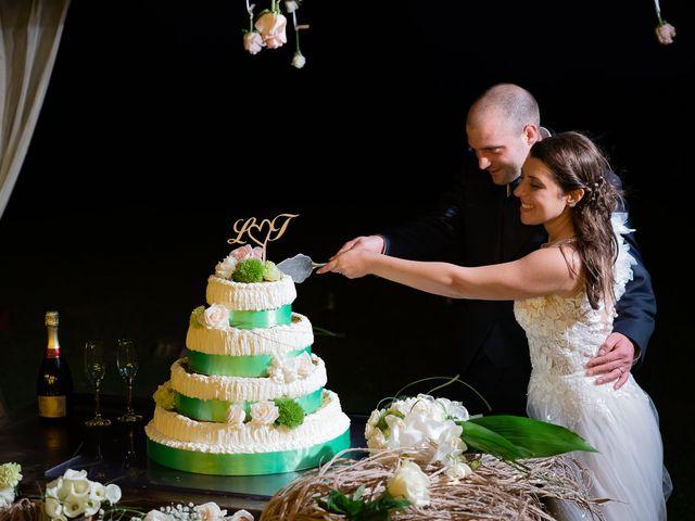 Il matrimonio di Lorenzo e Tiziana a Pombia, Novara 41