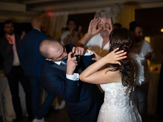 Il matrimonio di Lorenzo e Tiziana a Pombia, Novara 38