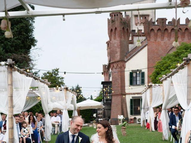 Il matrimonio di Lorenzo e Tiziana a Pombia, Novara 19
