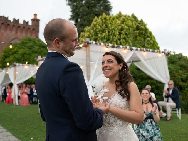 Il matrimonio di Lorenzo e Tiziana a Pombia, Novara 20