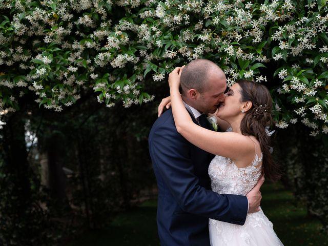 Il matrimonio di Lorenzo e Tiziana a Pombia, Novara 24