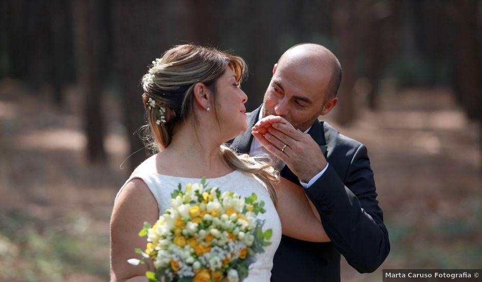 Il matrimonio di Giuseppe e Anna Rita a Pisticci, Matera
