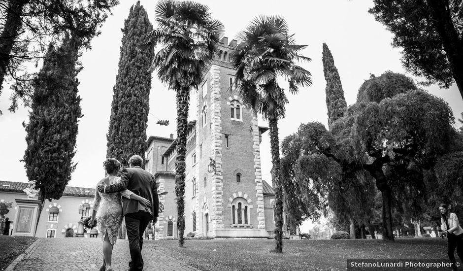 Il matrimonio di Luca e Isabella a Capriva del Friuli, Gorizia