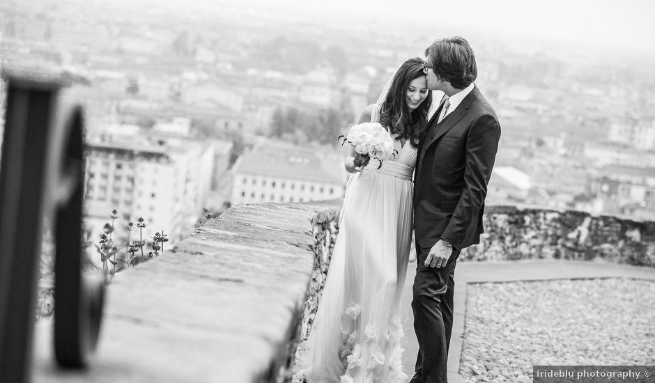 Il matrimonio di Riccardo e Francesca a Bergamo, Bergamo