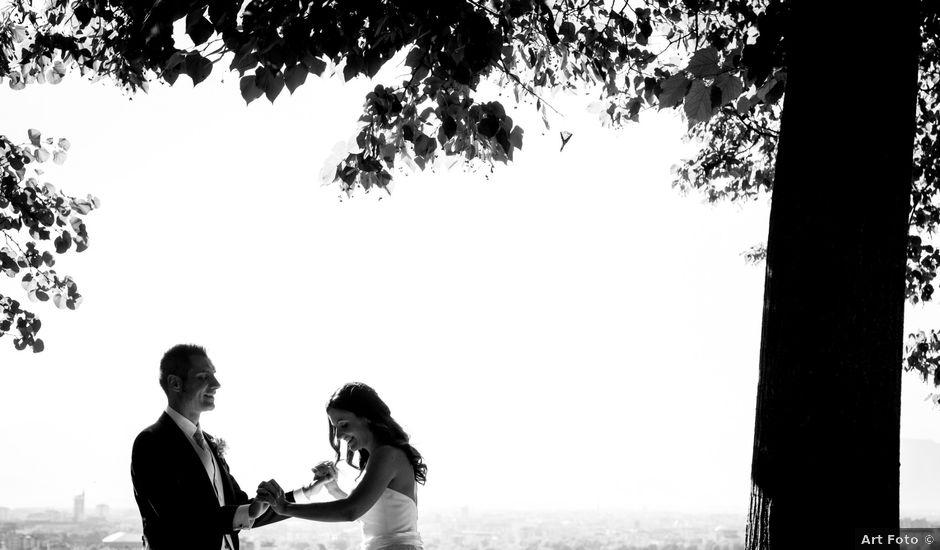 Il matrimonio di Vincenzo e Giulia a Torino, Torino