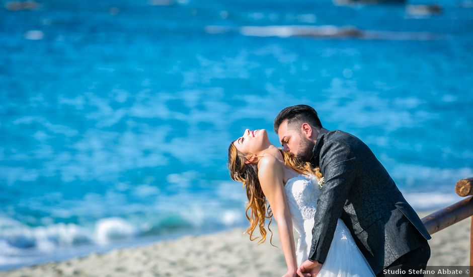 Il matrimonio di Luigi e Sara a Ischia, Napoli