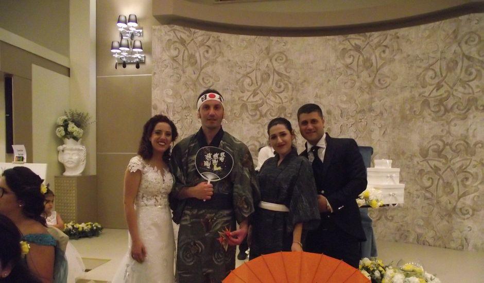Il matrimonio di Enrico e Melania a Butera, Caltanissetta