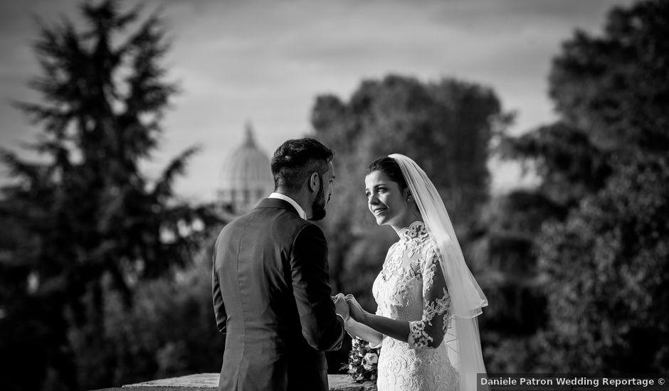 Il matrimonio di Francesco e Eleonora a Roma, Roma
