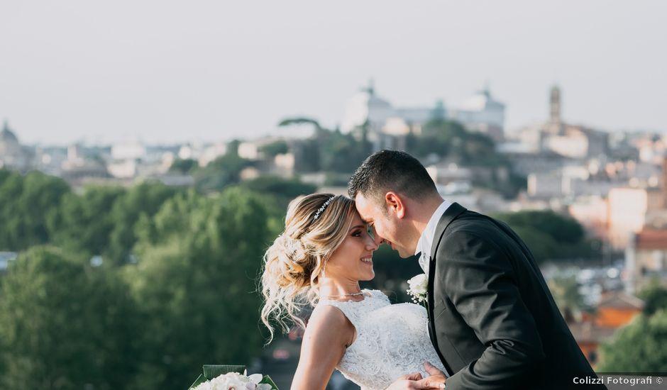 Il matrimonio di Christian e Letizia a Roma, Roma