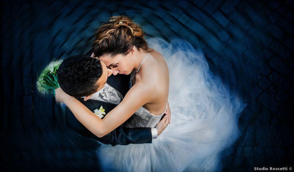 Il matrimonio di Alessandro e Silvia a Roma, Roma