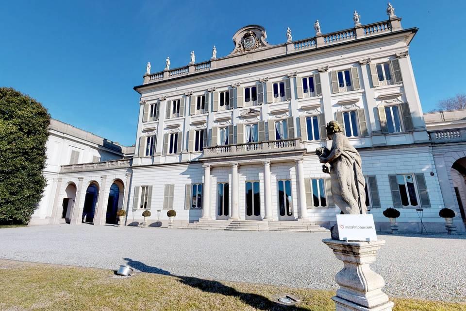 Villa Borromeo 3d tour