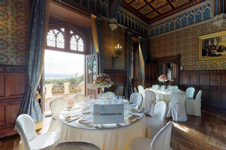 Castello Dal Pozzo 3d tour