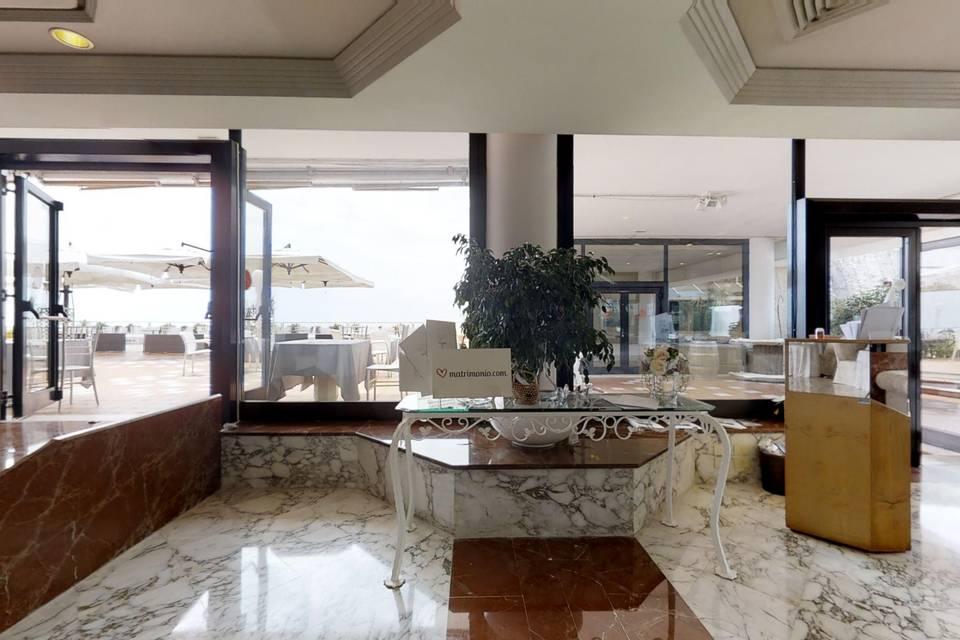 Grand Hotel di Maratea - Pianetamaratea 3d tour