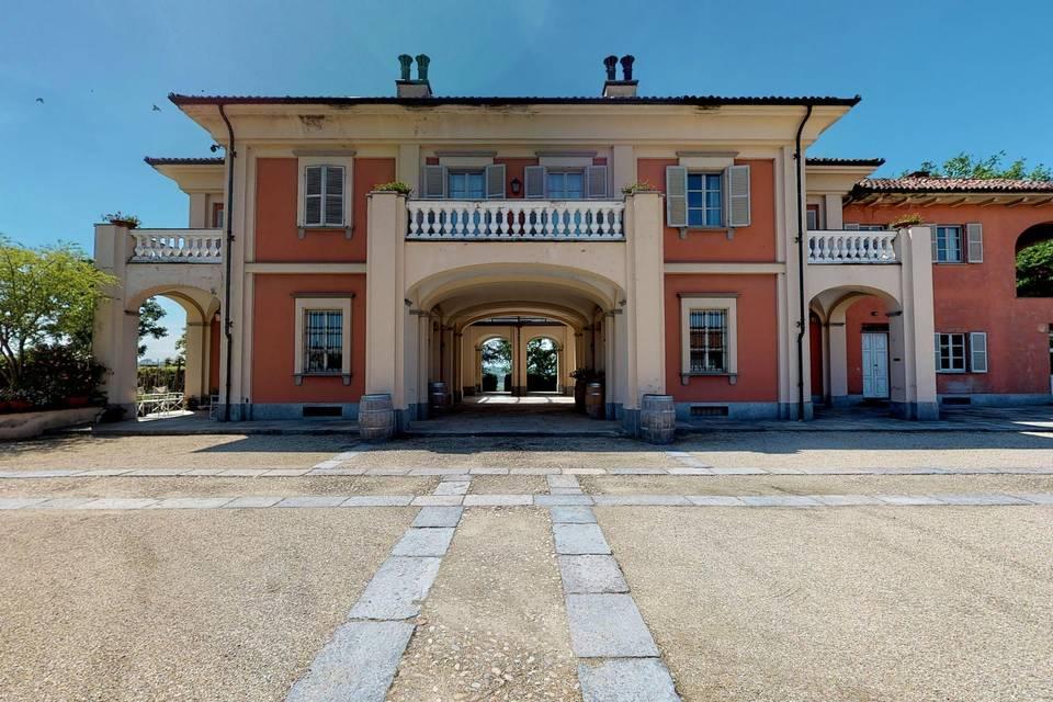 Villa Fiorita 3d tour