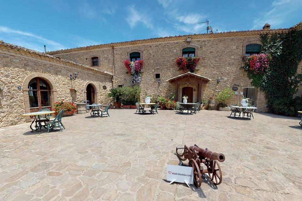 Gigliotto Villa e Dimora Storica 3d tour