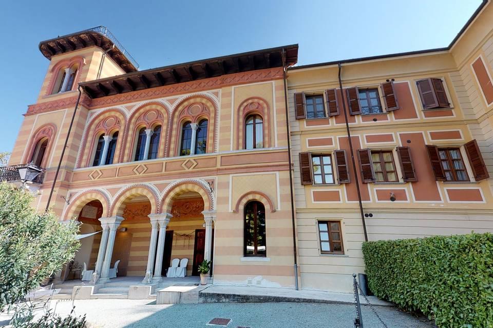 Villa Scati 3d tour