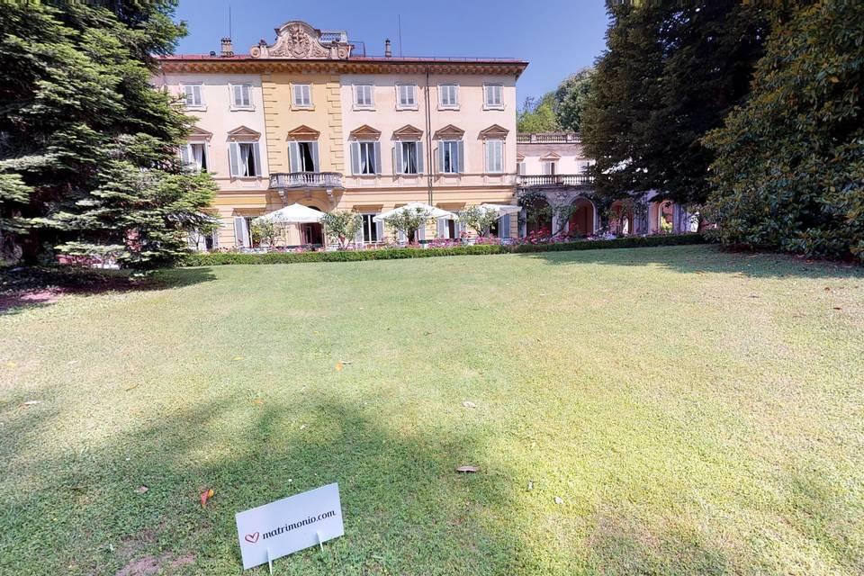 Villa Malfatti 3d tour