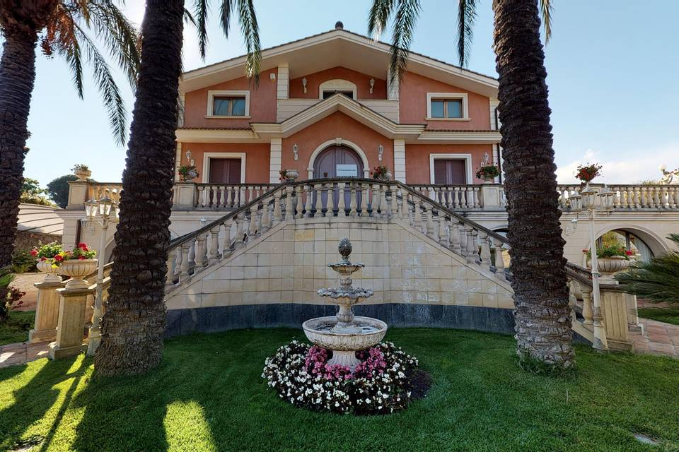 Villa Romantica 3d tour