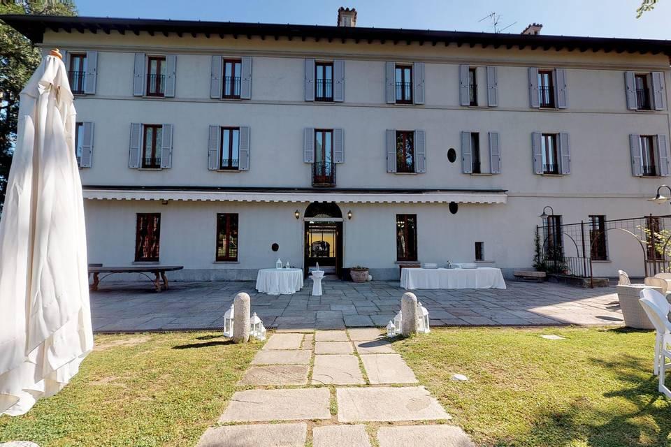 Villa Bregana 3d tour