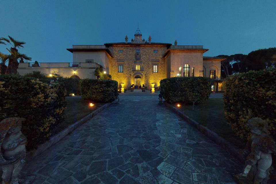 Villa Giovanelli - Fogaccia 3d tour