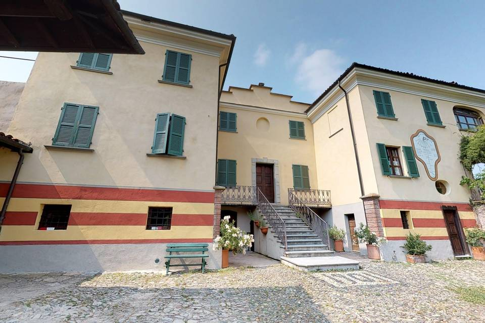 Villa Delfini 3d tour