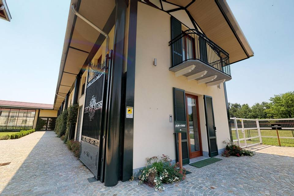 Villa Sant'Uberto Country Club 3d tour