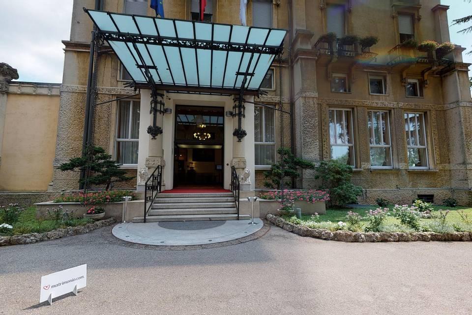 Palace Grand Hotel Varese 3d tour
