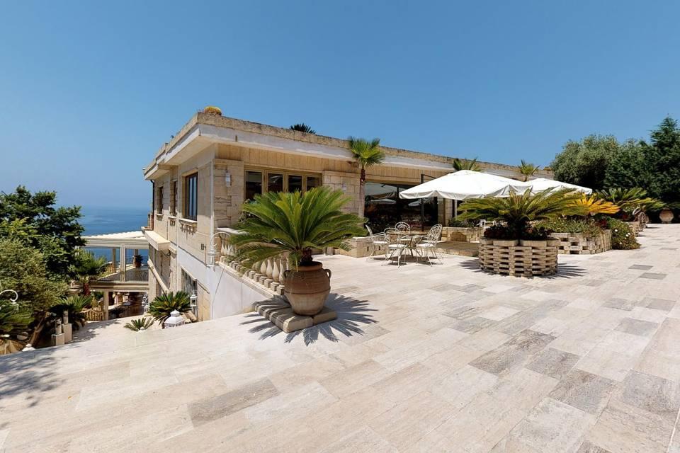 Capo Sperone Resort 3d tour
