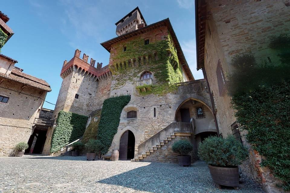 Castello di Tagliolo 3d tour