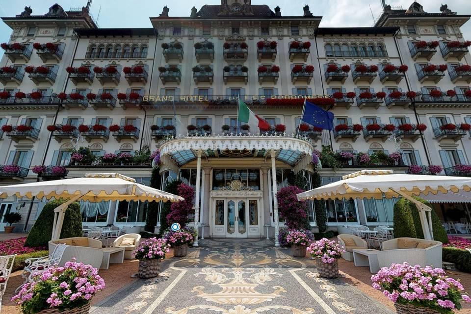 Grand Hotel Des Iles Borromees 3d tour