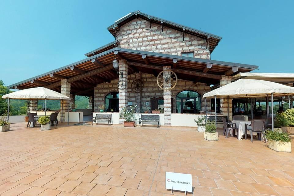 Monferrato Resort 3d tour
