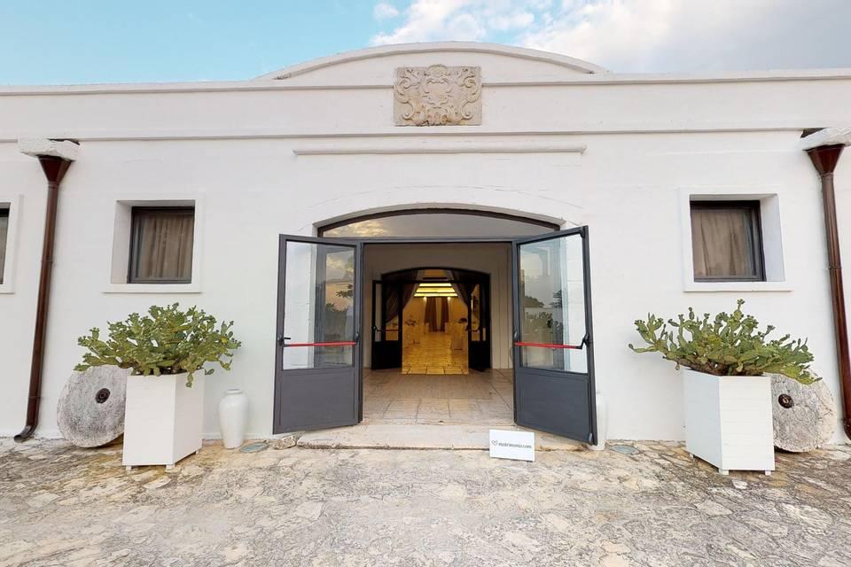 Masseria Montalbano 3d tour