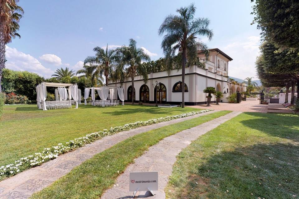 Villa Feanda 3d tour