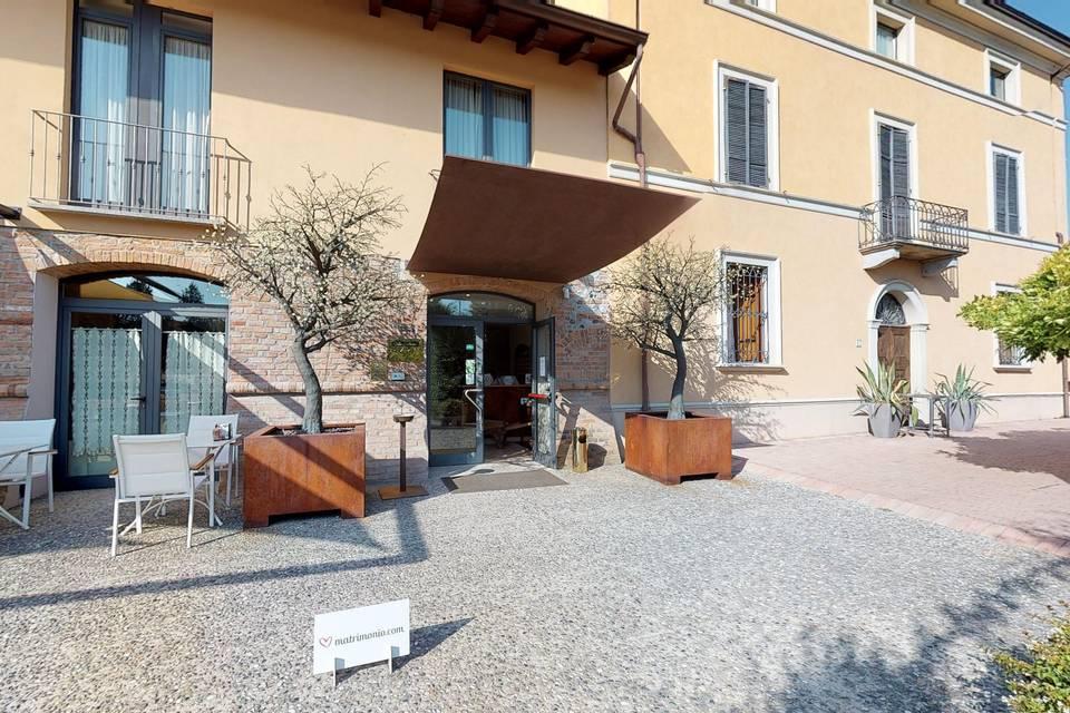 Villa Costanza 3d tour