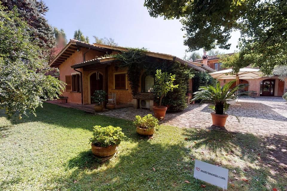 Villa San Nicola 3d tour