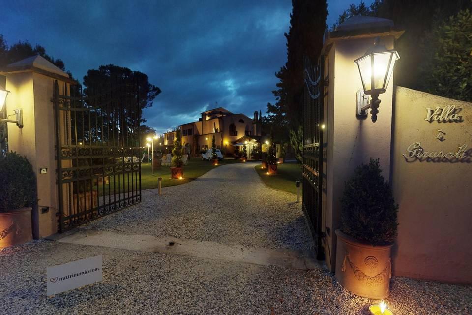 Villa I Girasoli 3d tour