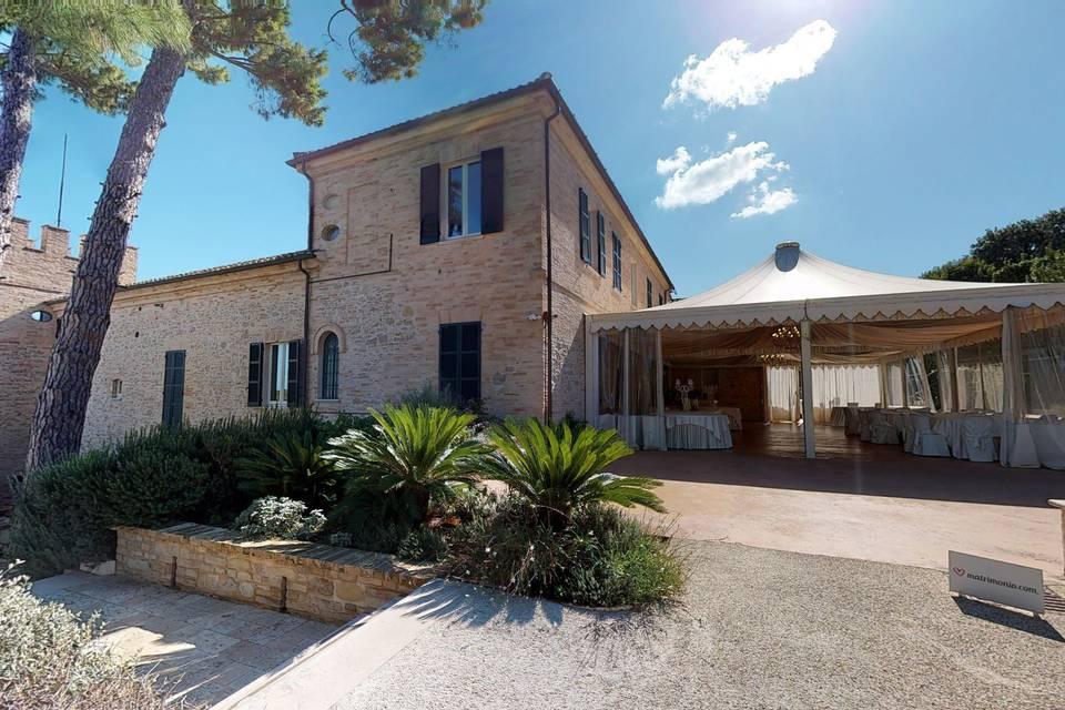 Villa Il Cannone 3d tour