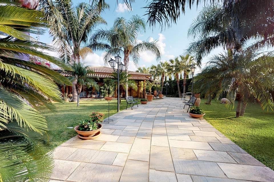 Villa Randazzo 3d tour