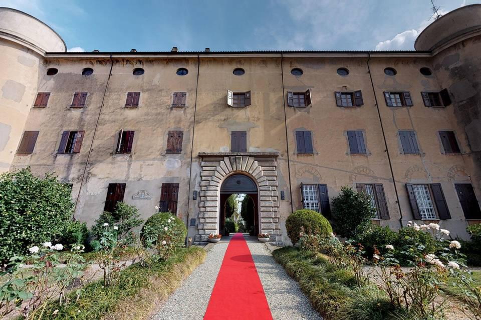 Castello di Desana 3d tour