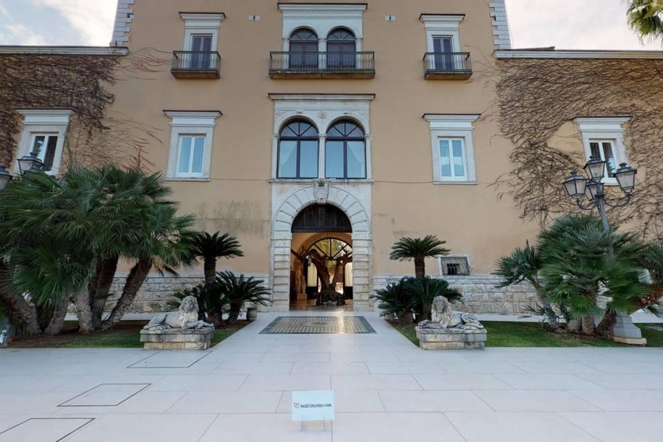 Villa Carafa 3d tour