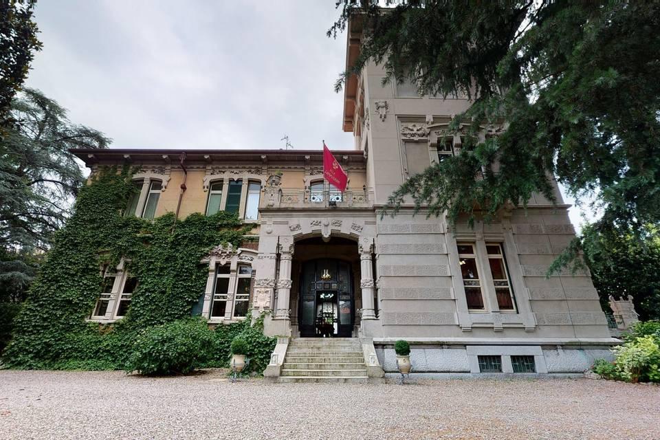 Villa Ida Lampugnani 3d tour