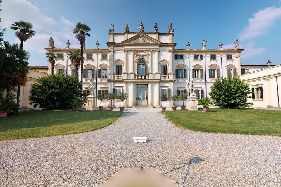 Villa Mosconi Bertani 3d tour