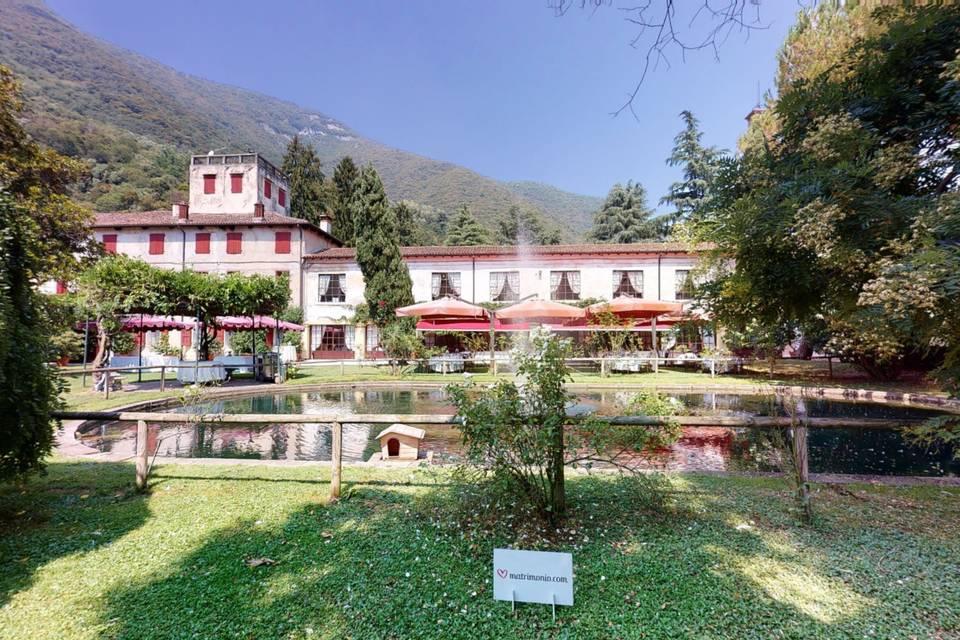 Villa Damiani Trevisani 3d tour