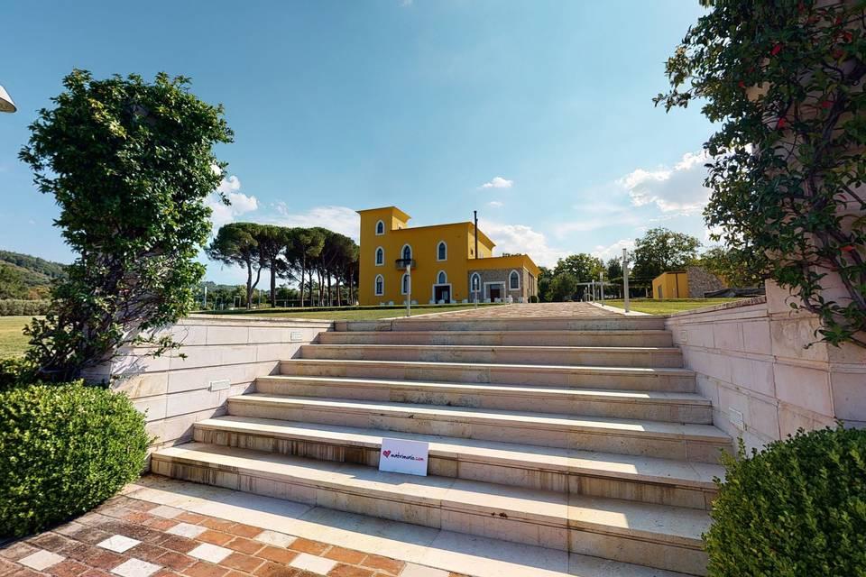 Villa Jamele di Peppe Zullo 3d tour