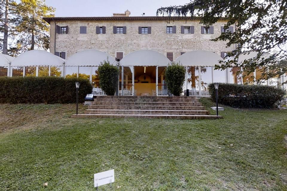 Villa Montegranelli 3d tour