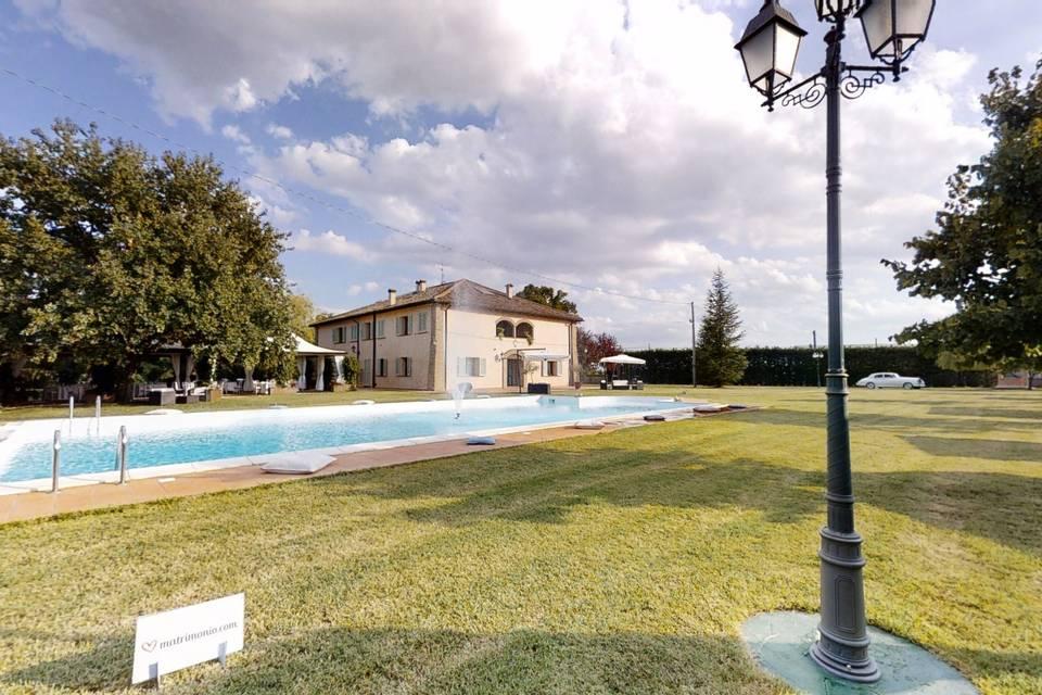 Villa Ercolana 3d tour