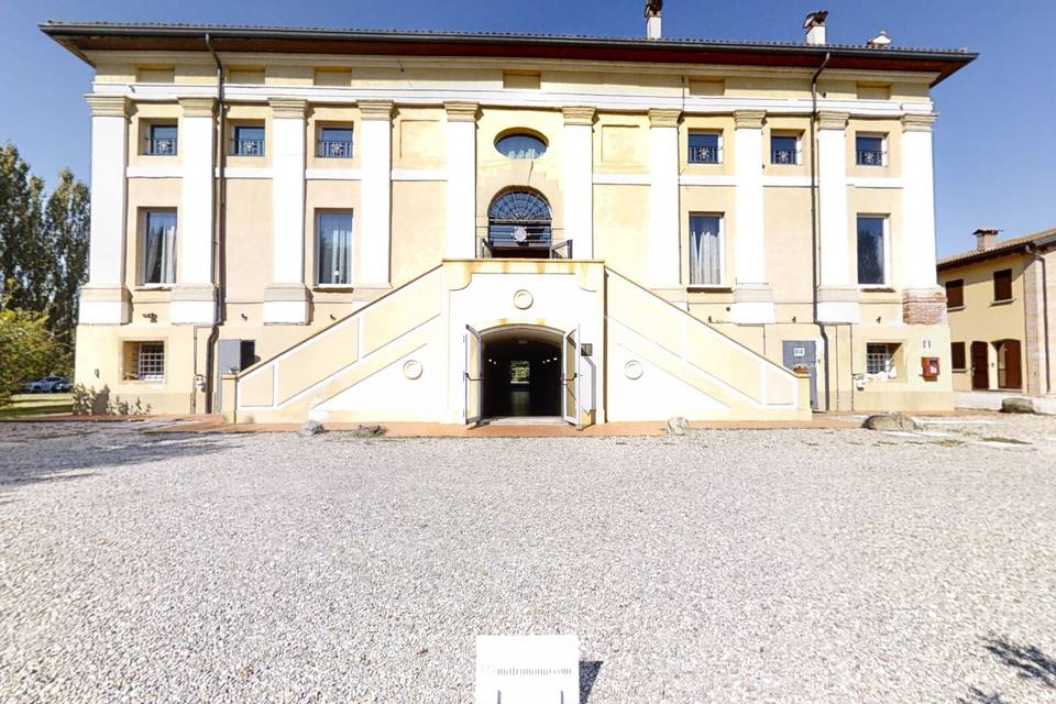 Palazzo del Vignola 3d tour